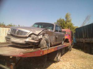 Выкуп битых аварийных авто после ДТП в Михайловском районе